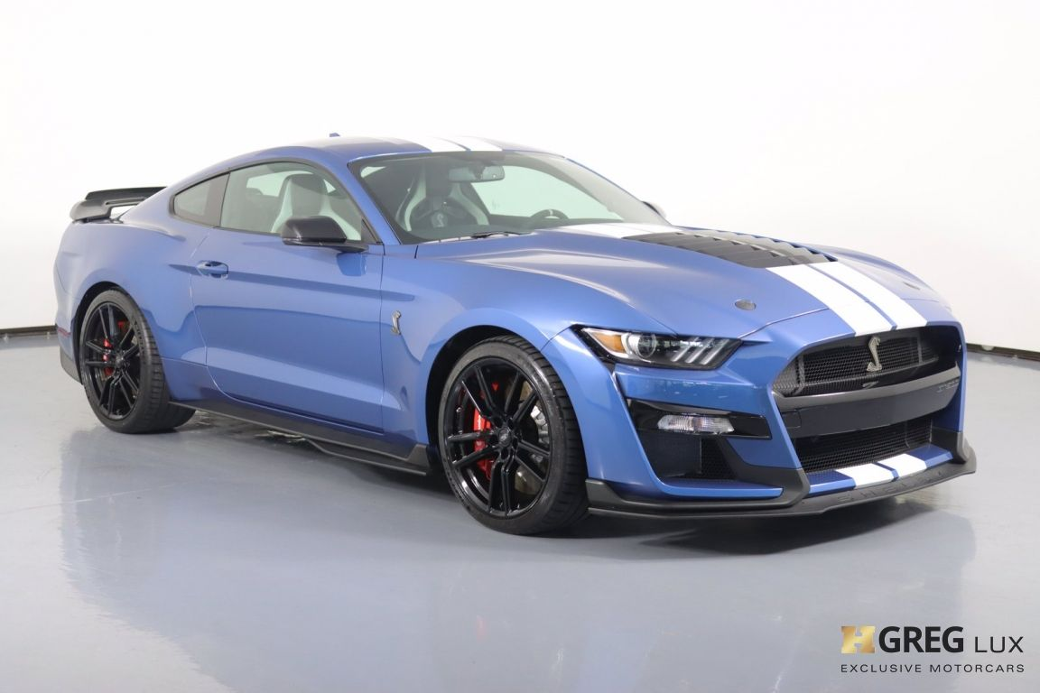 2020 Ford Mustang Shelby GT500 #9
