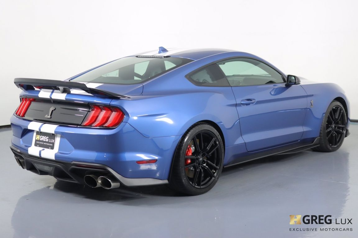 2020 Ford Mustang Shelby GT500 #15