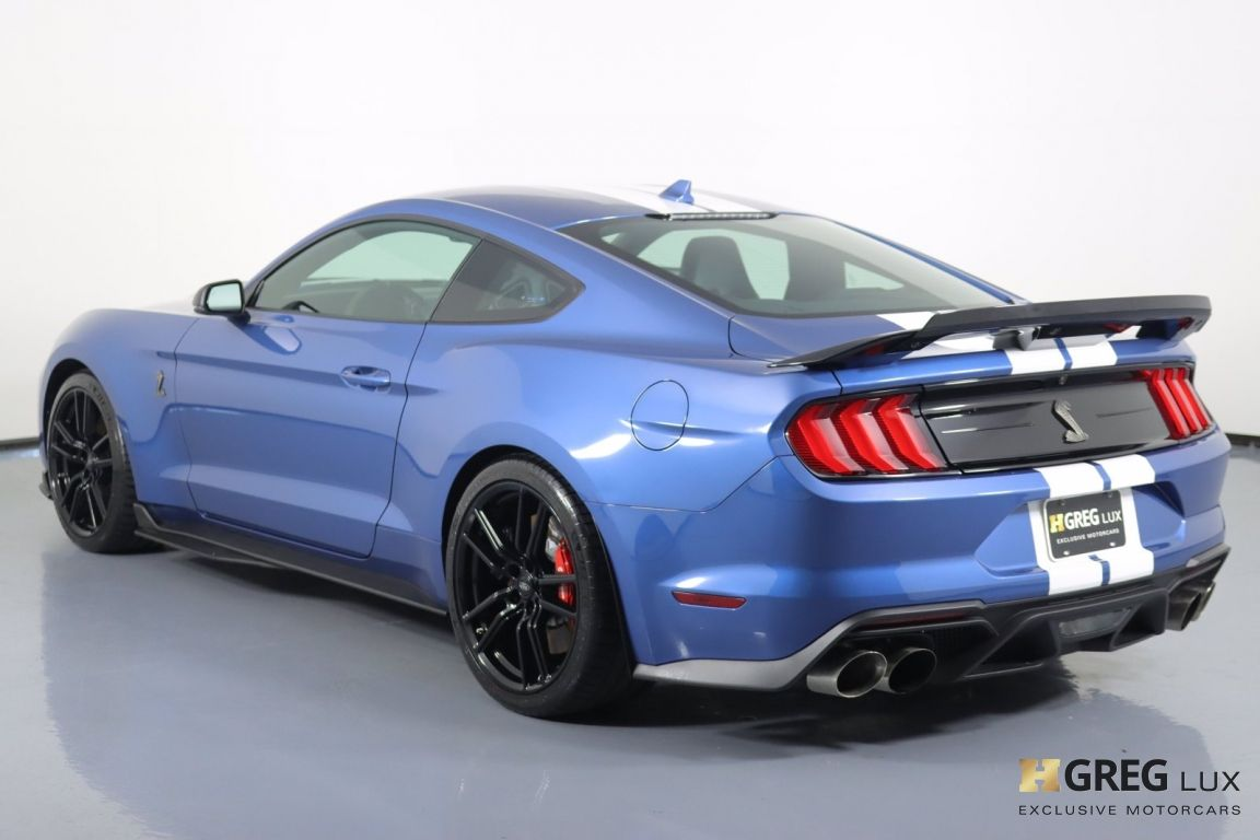 2020 Ford Mustang Shelby GT500 #20