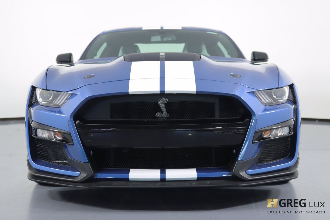 2020 Ford Mustang Shelby GT500 #3