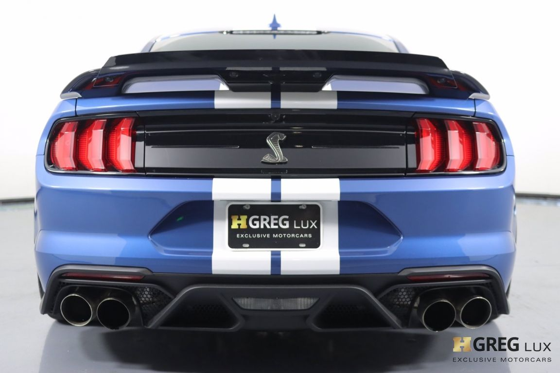 2020 Ford Mustang Shelby GT500 #16