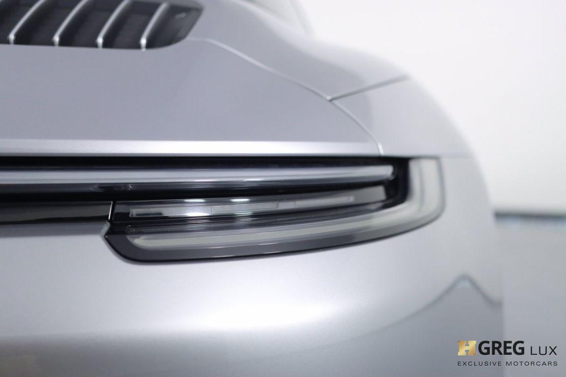 2021 Porsche 911 4S #18
