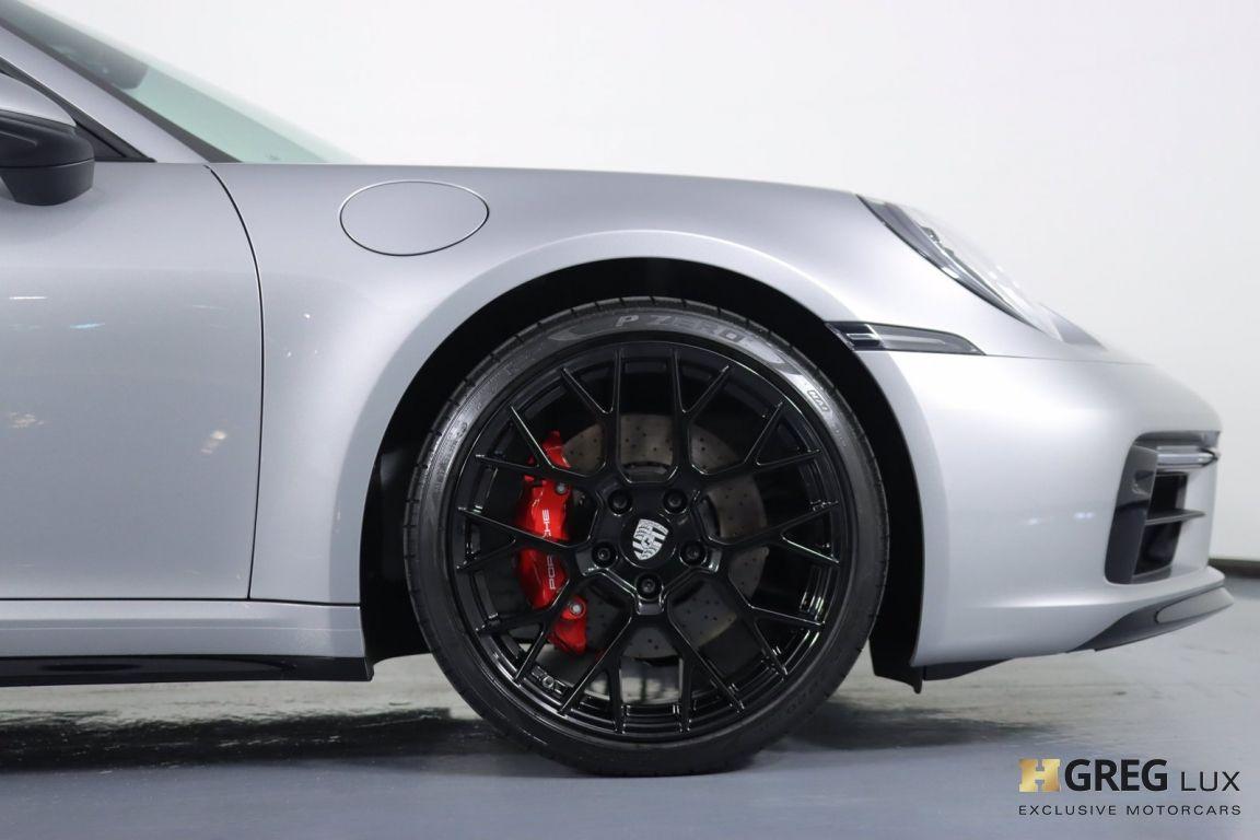 2021 Porsche 911 4S #11