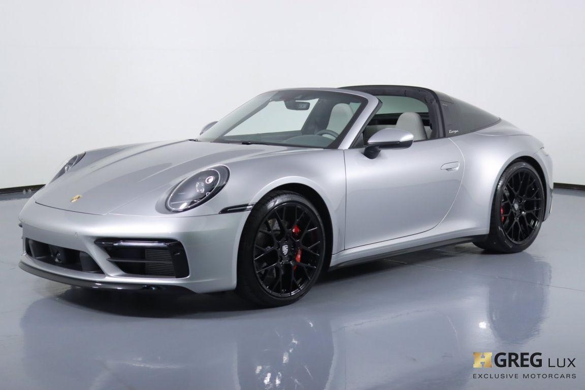 2021 Porsche 911 4S #26