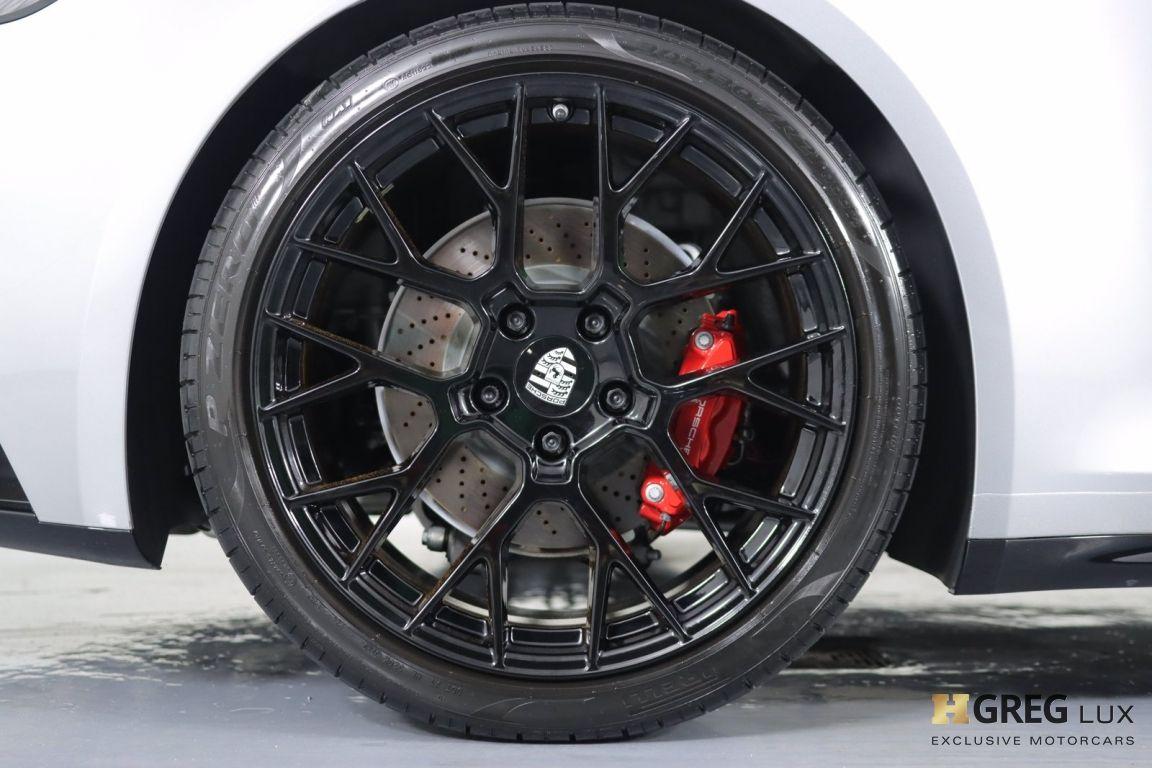 2021 Porsche 911 4S #14