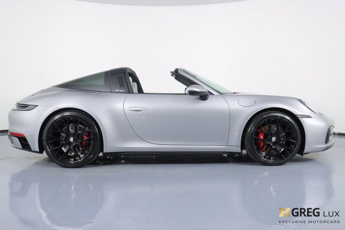2021 Porsche 911 4S #10