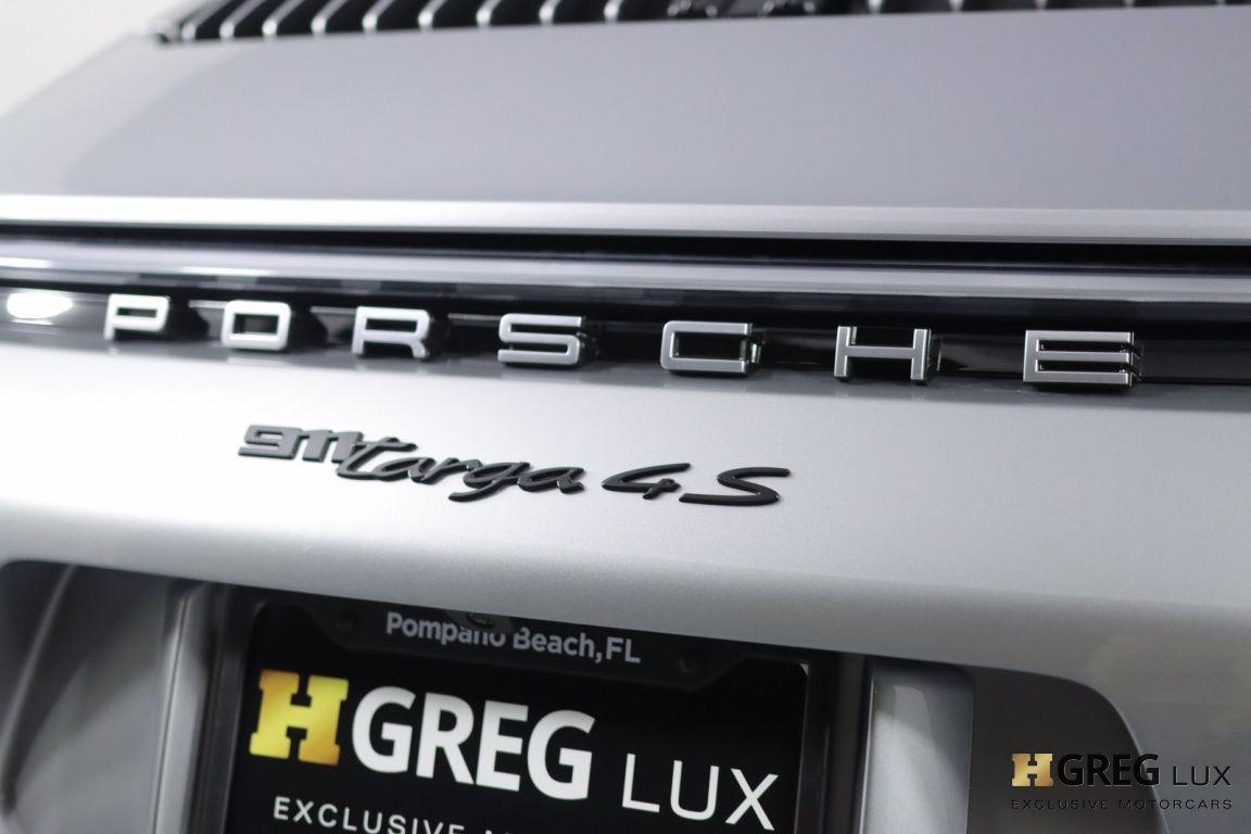 2021 Porsche 911 4S #19