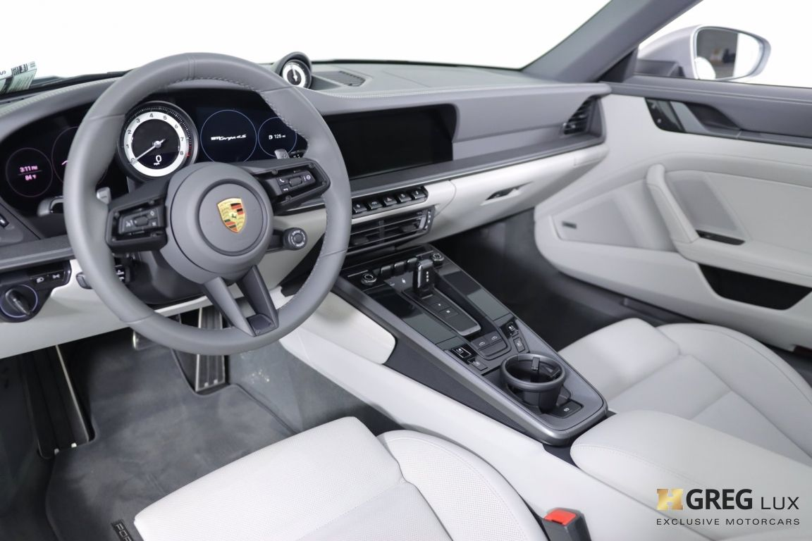 2021 Porsche 911 4S #1