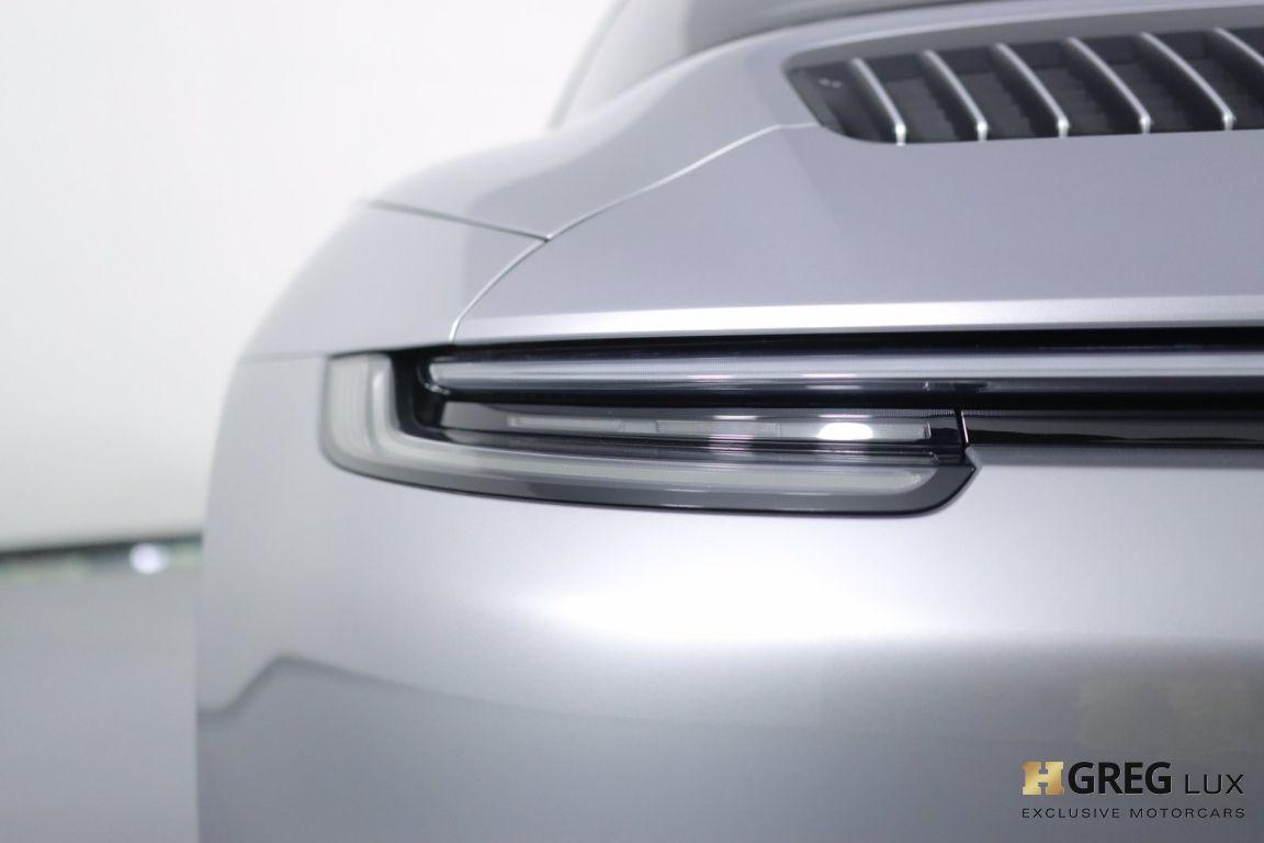 2021 Porsche 911 4S #17