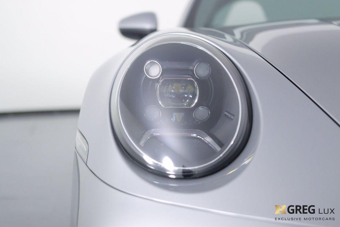 2021 Porsche 911 4S #4