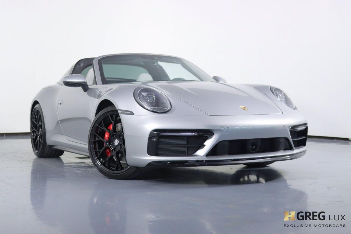 2021 Porsche 911 4S #27