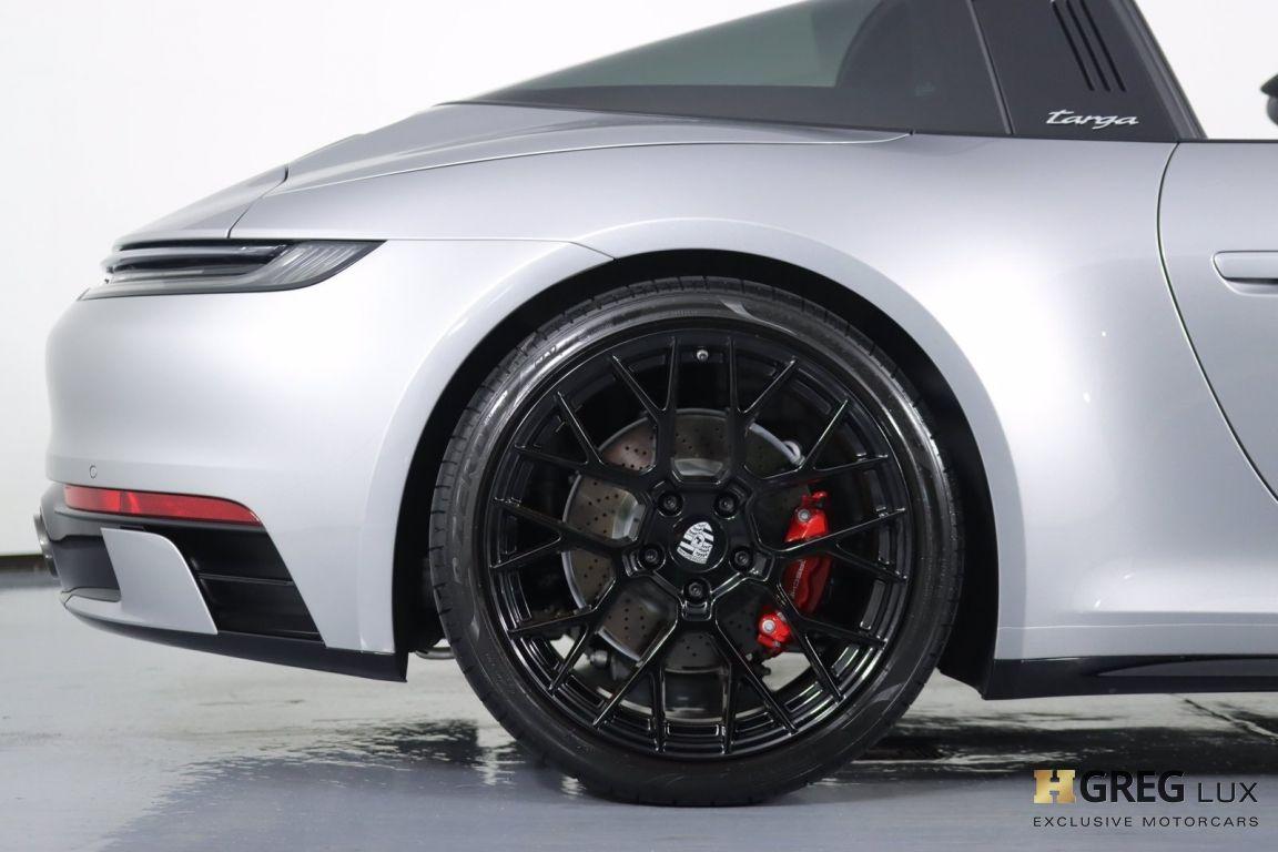 2021 Porsche 911 4S #13