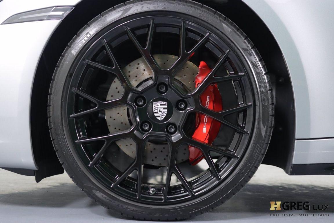 2021 Porsche 911 4S #23