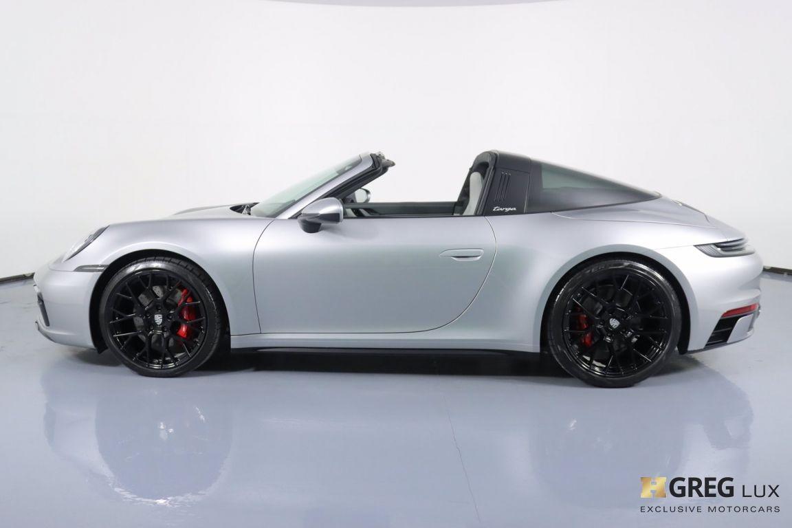 2021 Porsche 911 4S #21