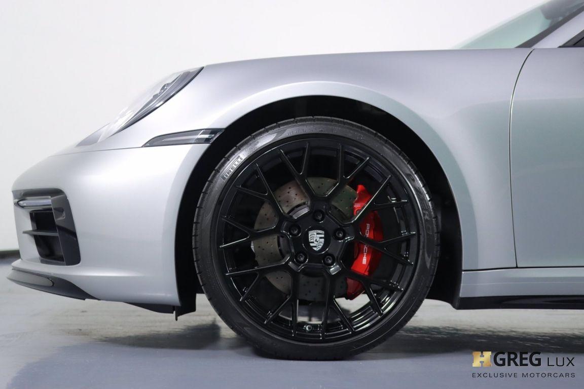 2021 Porsche 911 4S #22