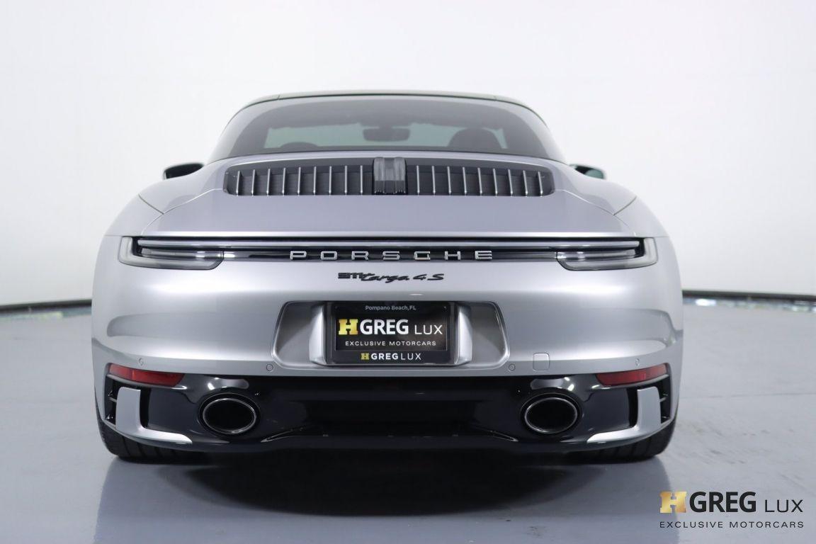 2021 Porsche 911 4S #16