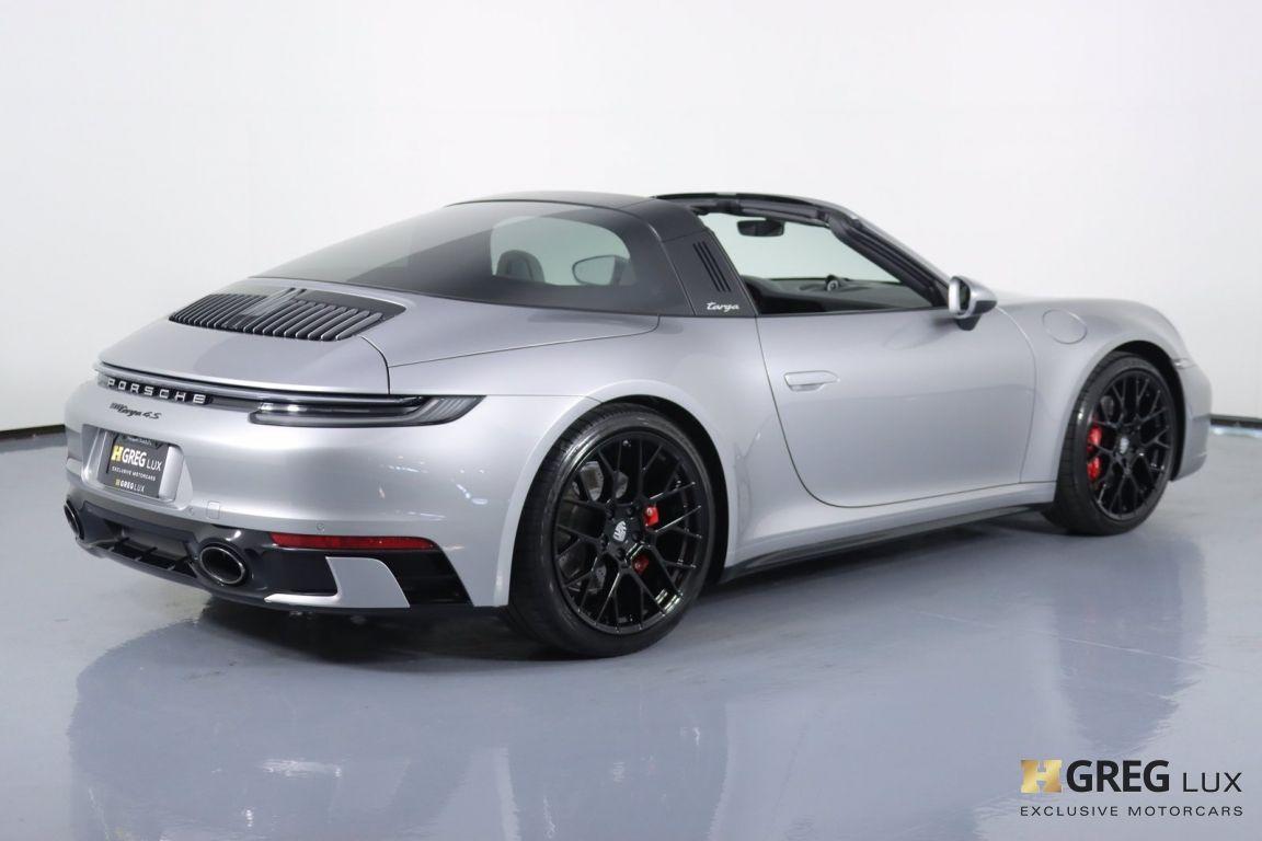 2021 Porsche 911 4S #15