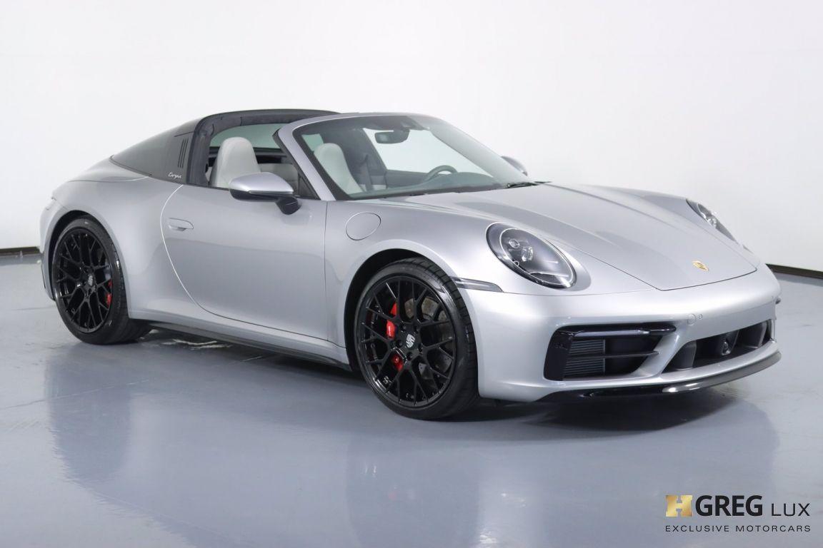 2021 Porsche 911 4S #9