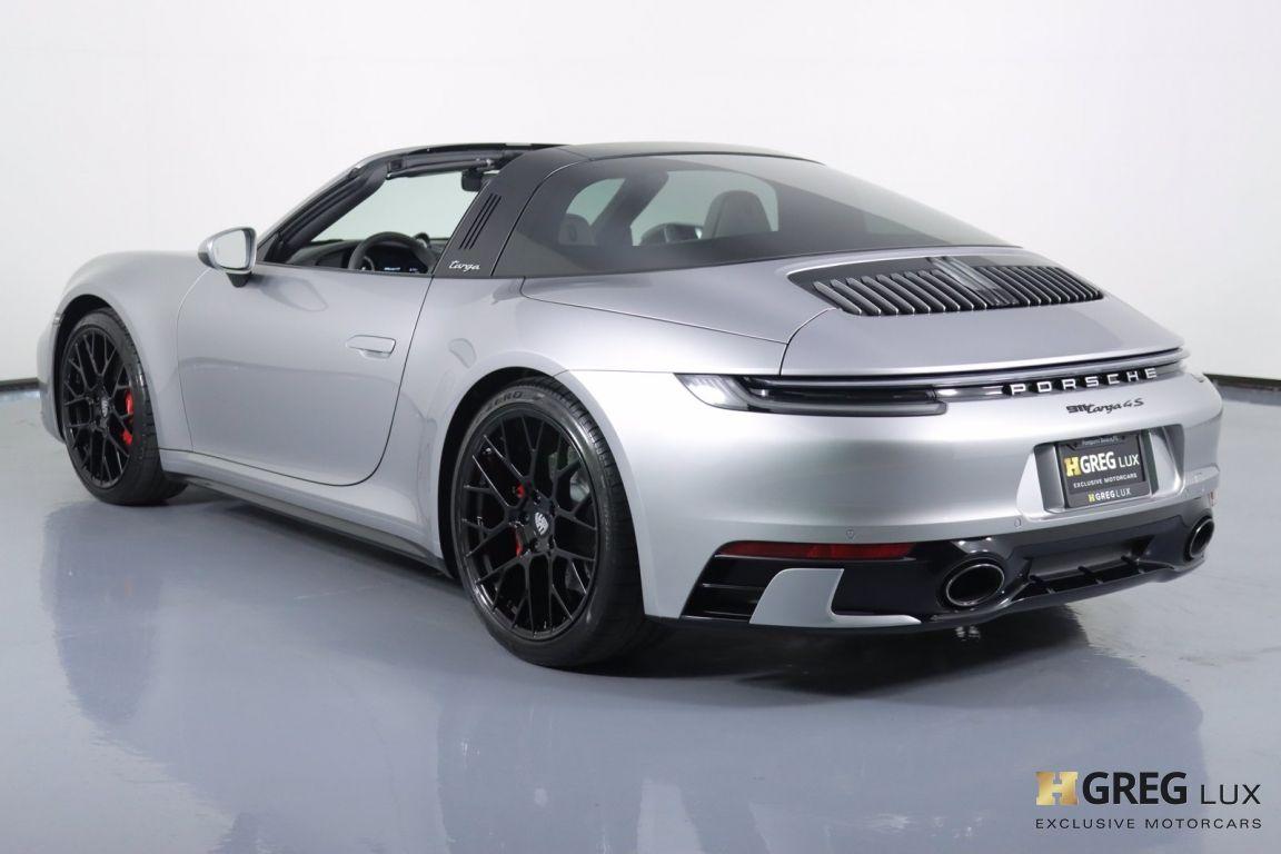 2021 Porsche 911 4S #20