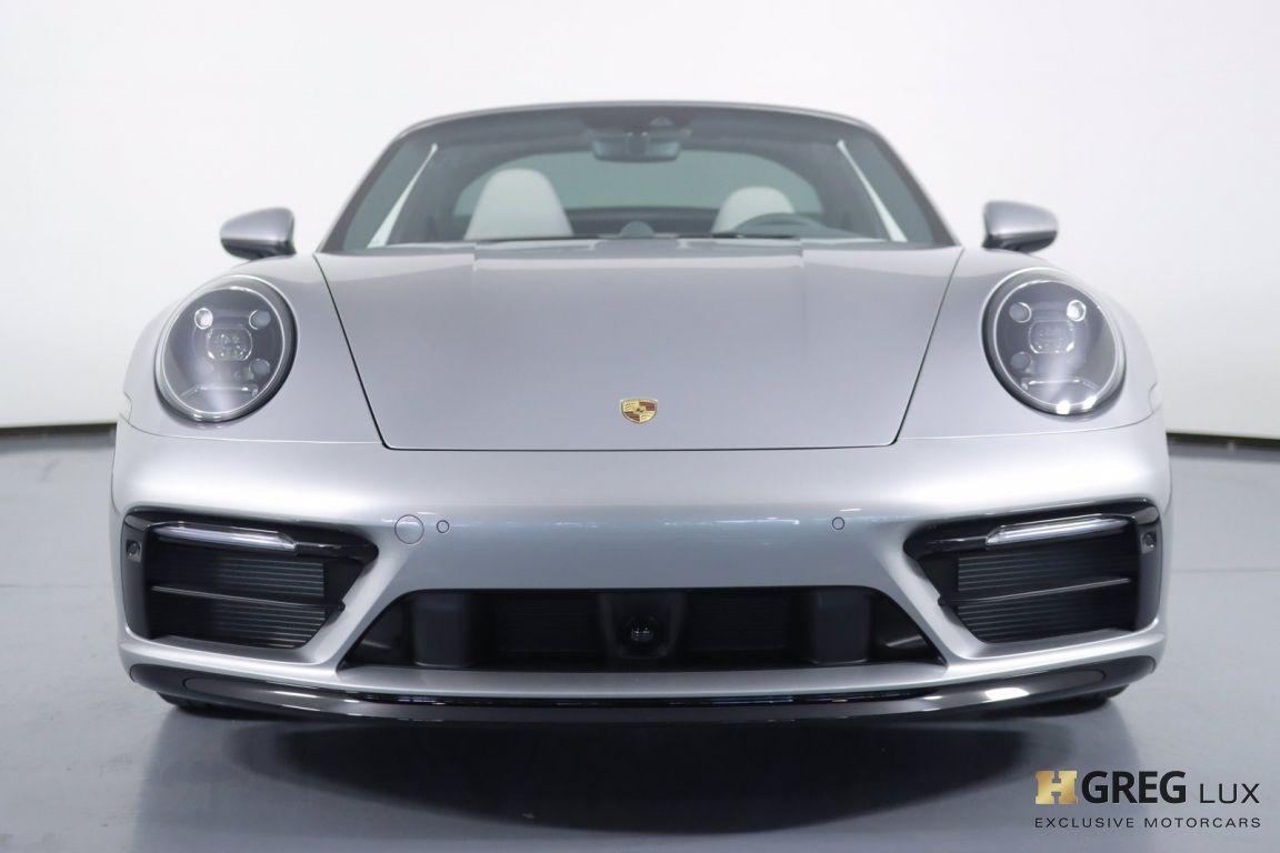 2021 Porsche 911 4S #3