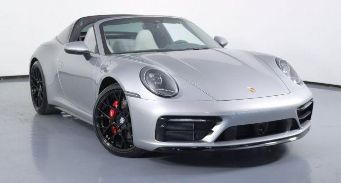 2021 Porsche 911 4S #0