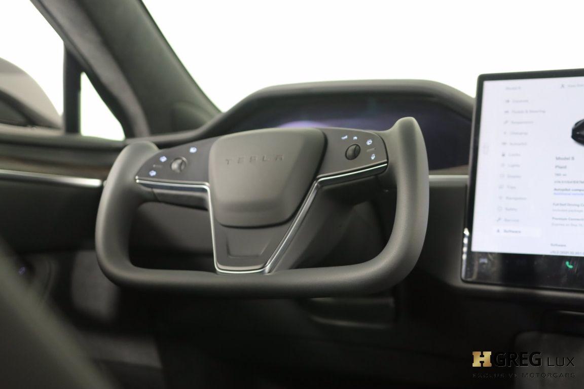 2021 Tesla Model S Plaid #43