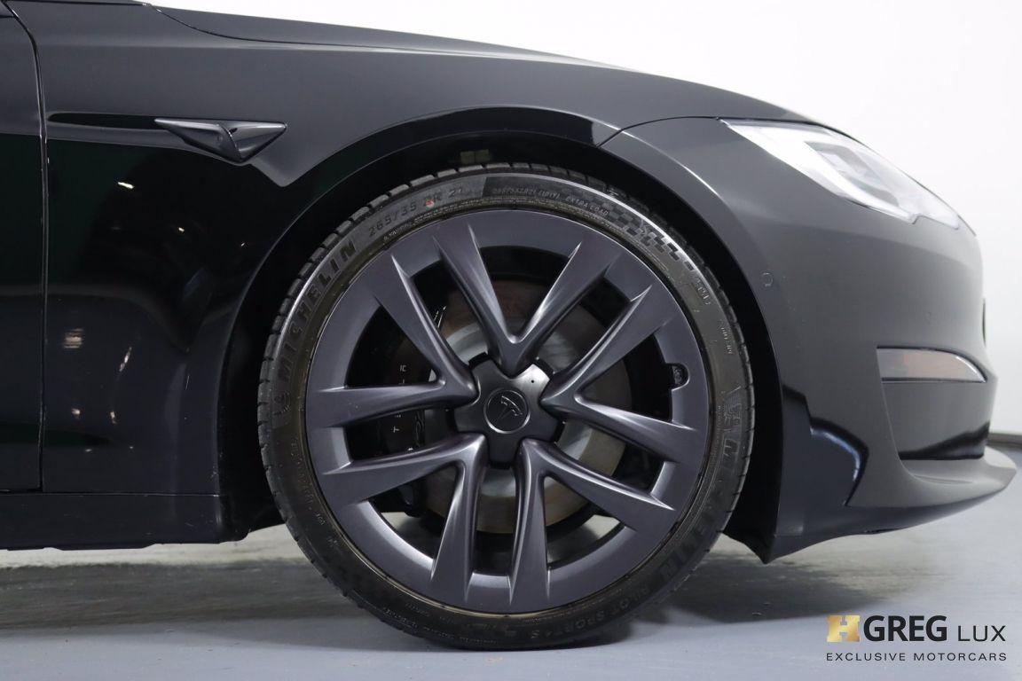 2021 Tesla Model S Plaid #11