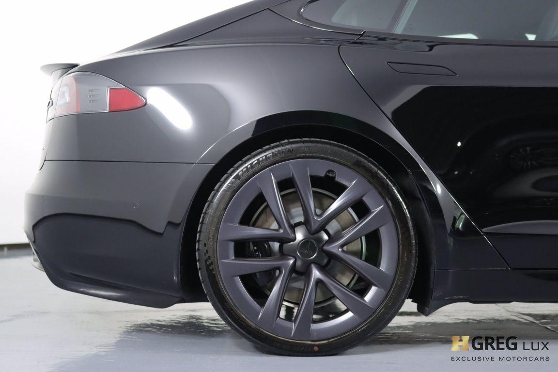 2021 Tesla Model S Plaid #13