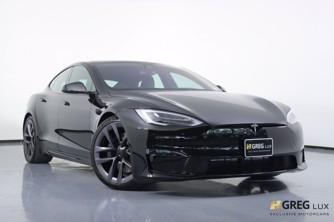 2021 Tesla Model S Plaid #28