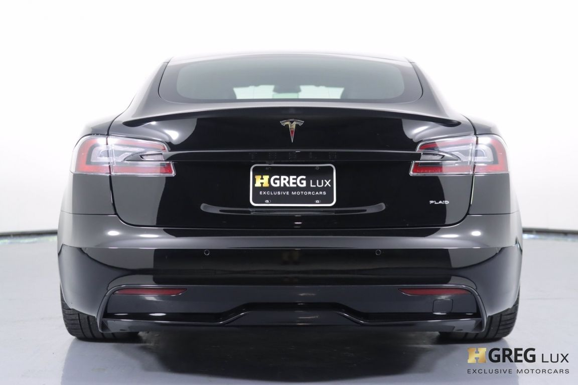 2021 Tesla Model S Plaid #16