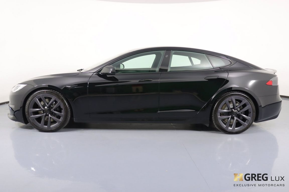 2021 Tesla Model S Plaid #22