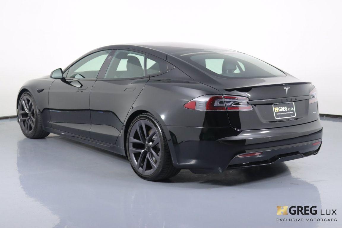 2021 Tesla Model S Plaid #21