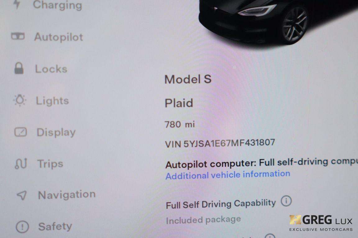 2021 Tesla Model S Plaid #41