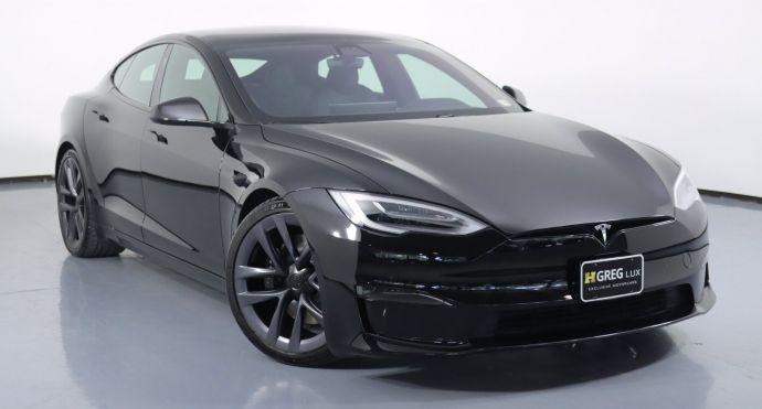 2021 Tesla Model S Plaid #0