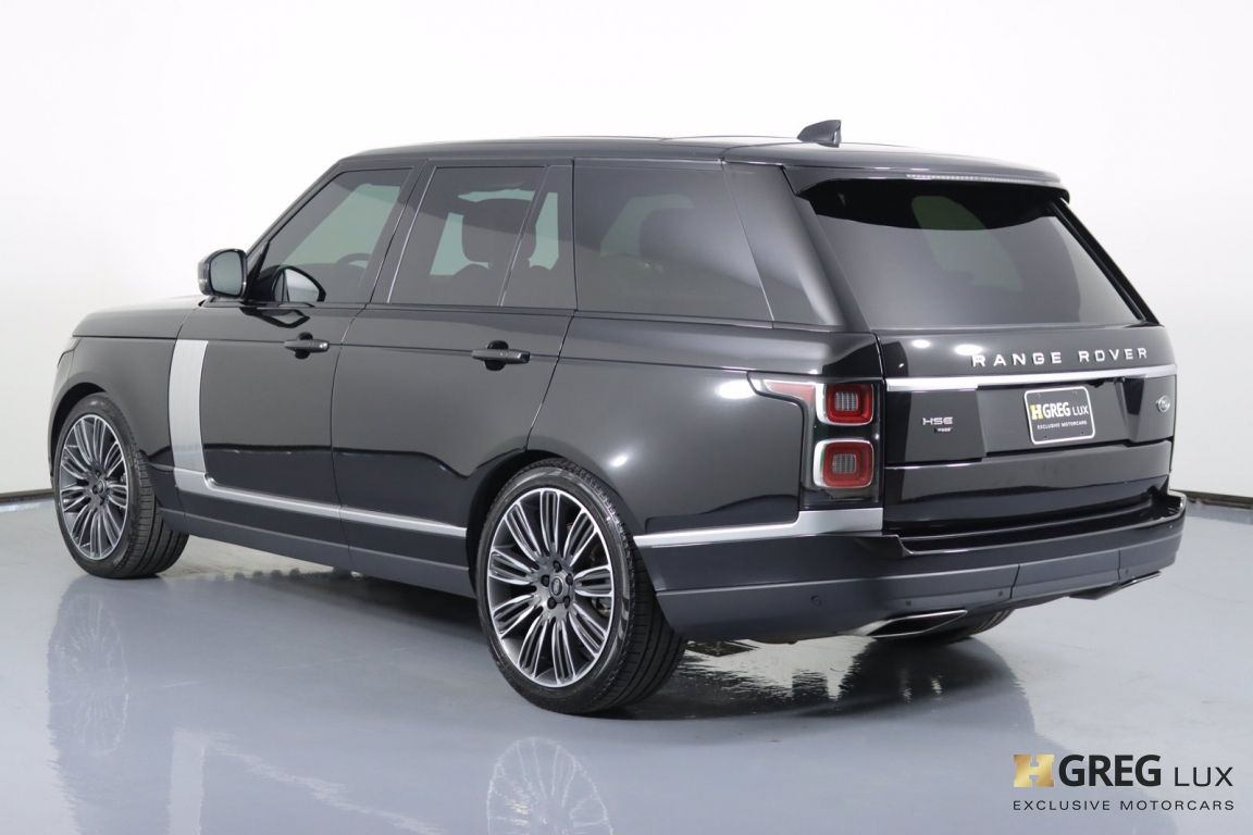2021 Land Rover Range Rover P525 Westminster #20