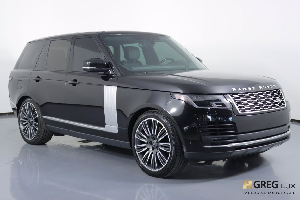 2021 Land Rover Range Rover P525 Westminster #9
