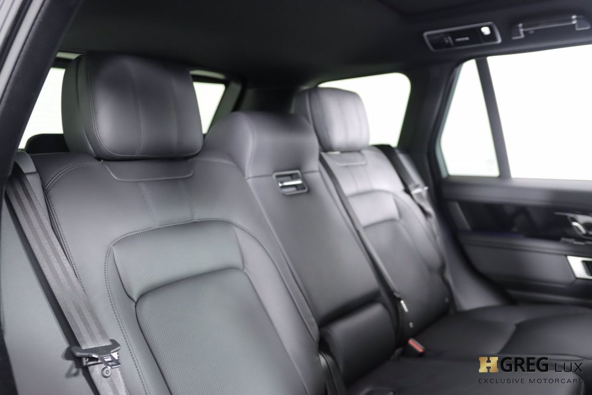 2021 Land Rover Range Rover P525 Westminster #34
