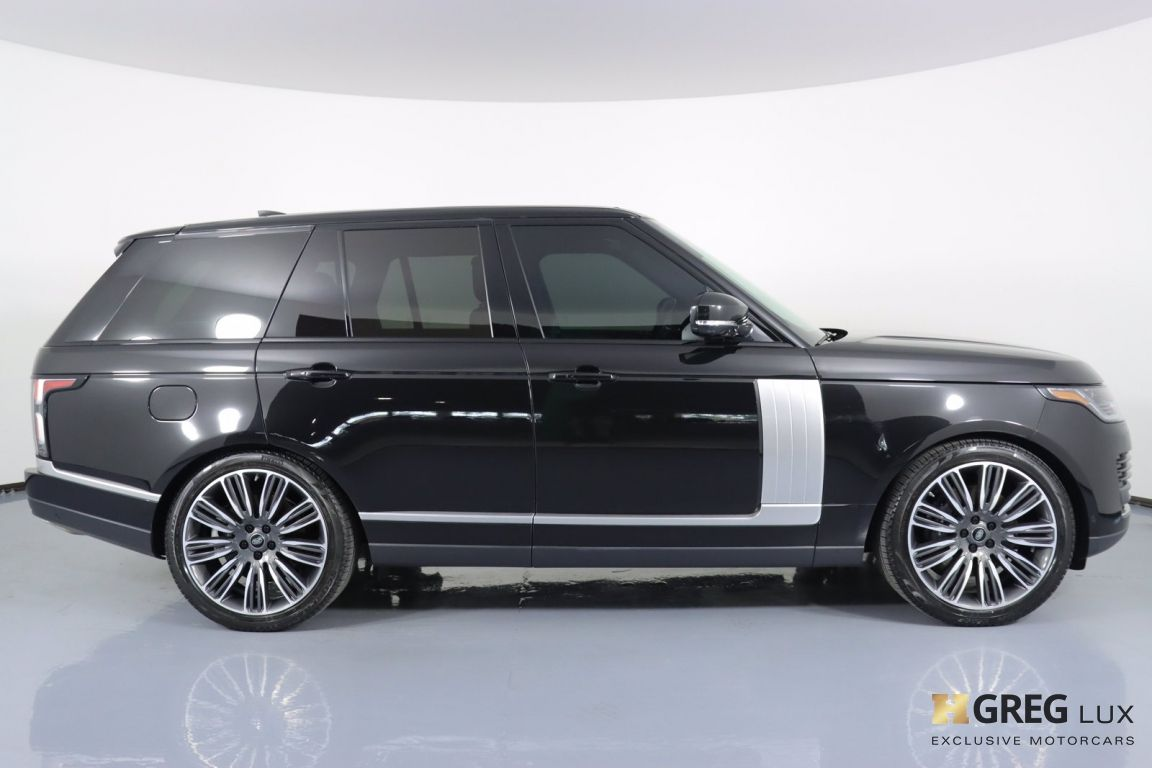 2021 Land Rover Range Rover P525 Westminster #10