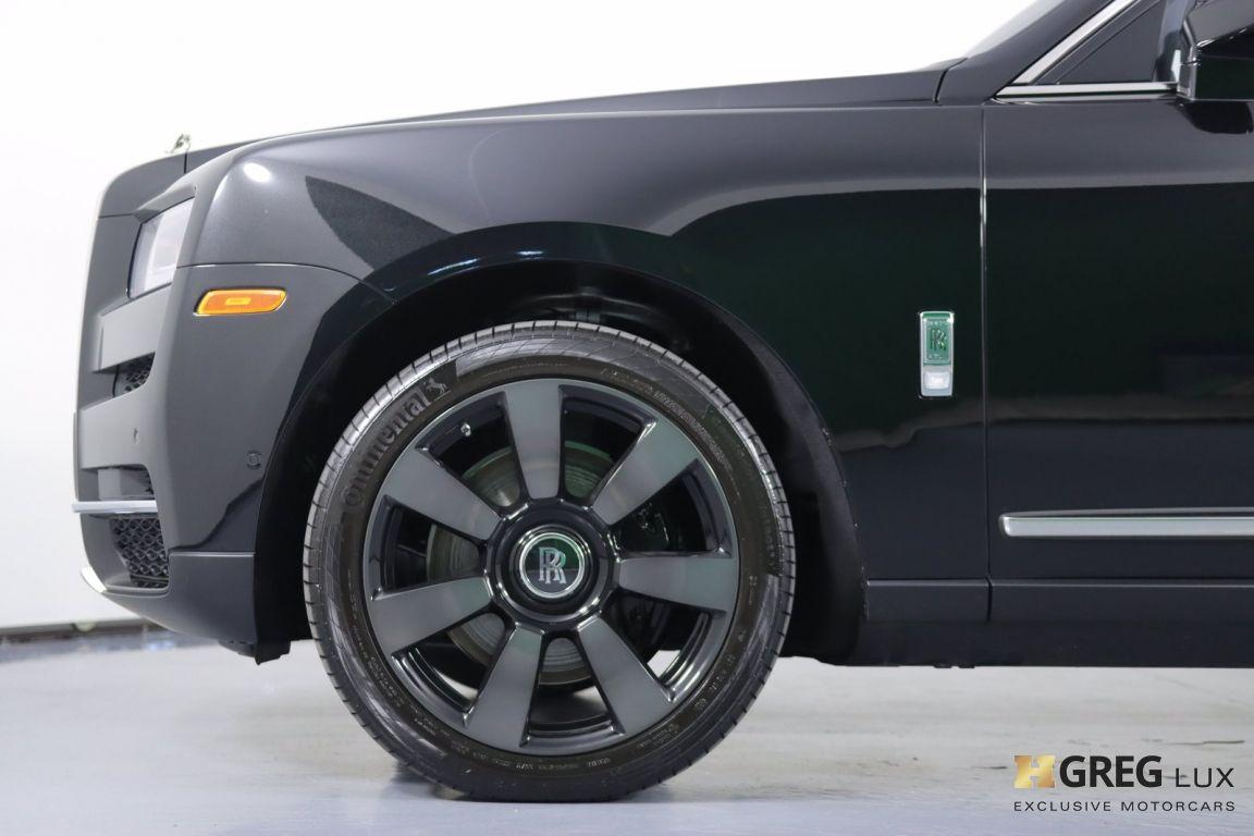2021 Rolls Royce Cullinan  #22