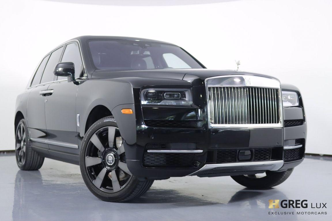 2021 Rolls Royce Cullinan  #27