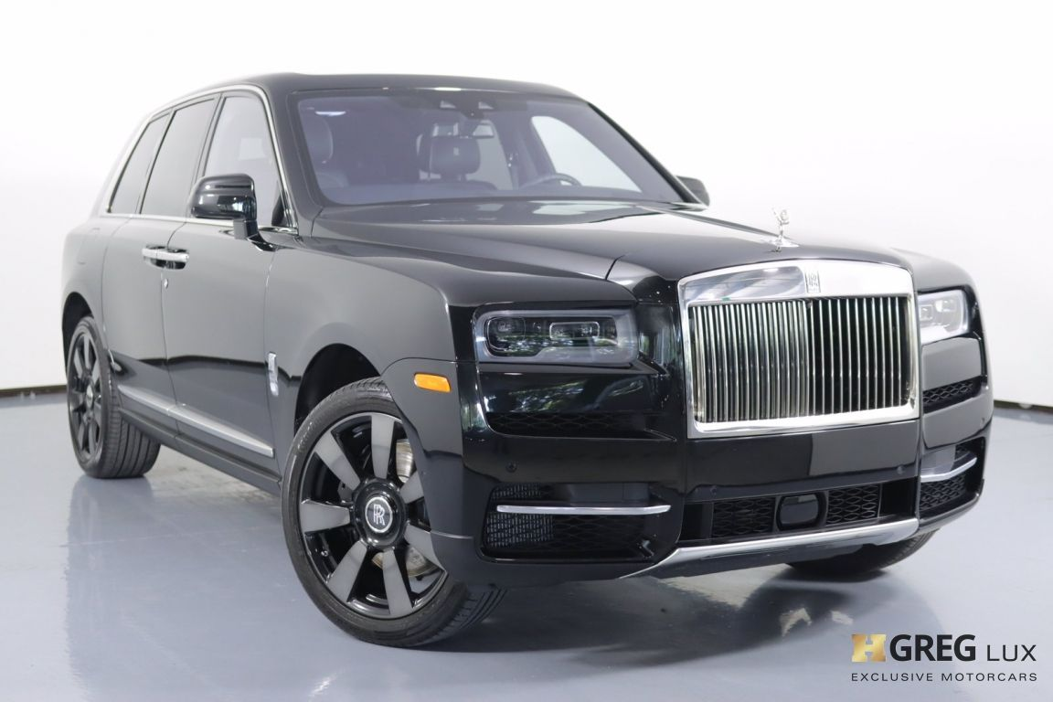 2021 Rolls Royce Cullinan  #0