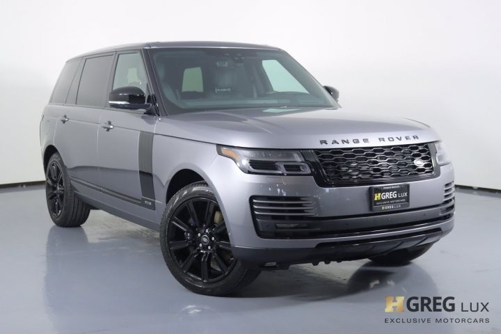2021 Land Rover Range Rover P525 Westminster #0