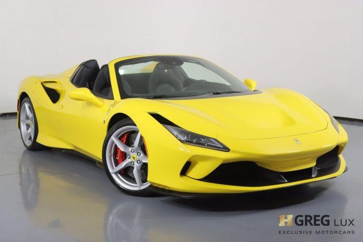 2021 Ferrari F8 Spider  #0