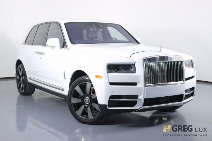 2022 Rolls Royce Cullinan  #0