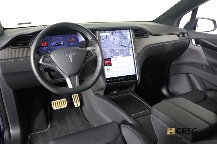 2021 Tesla Model X Performance #1