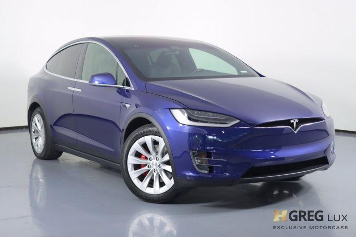 2021 Tesla Model X Performance #0